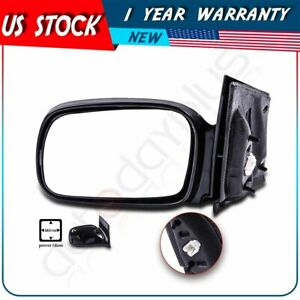 Power Door Mirror 2006-2011 Honda Civic Coupe EX LX Si Driver Side 76250SVAA11ZD