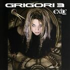 Exile * by Grigori 3 (CD, Feb-2008, Dark Star Records)