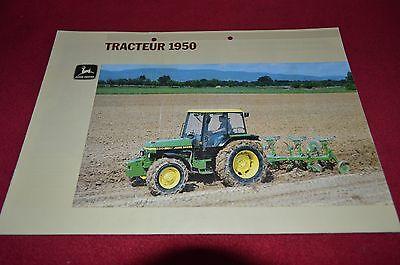 John Deere 3050 Tractor Dealer/'s Brochure YABE16