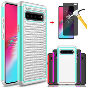 For-Samsung-Galaxy-S10-5G-Shockproof-Case-Privacy-Anti-Spy-Screen-Protector