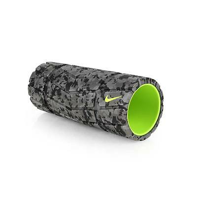 "Nike Textured Foam Roller 13"" (NER1505013) running yoga grey gray camo fitness"