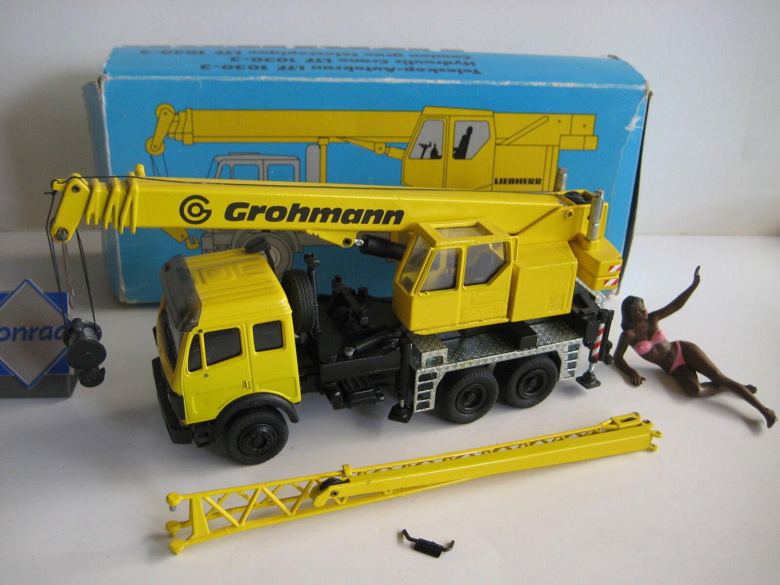 popular Liebherr LTF 1030-3 autokran Grohmann Conrad    3088 1 50 OVP  Más asequible