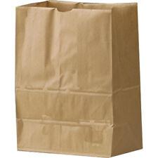Duro Short Panther Flat Bottom Paper Barrel Sack Kraft 18 Bbl 500pack