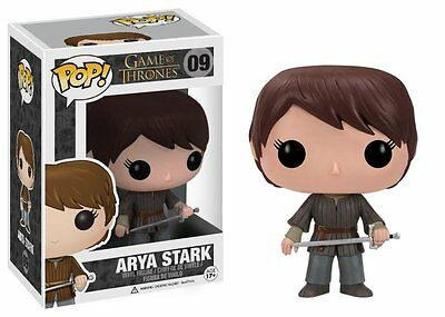 Funko POP Game of Thrones: Arya Stark Vinyl Figure, New, Free Shipping