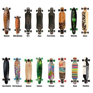 Alle Jucker Hawaii Longboards - Longboard Nouveau, Nouveau Hoku, Kaimana, Kahuna, etc.
