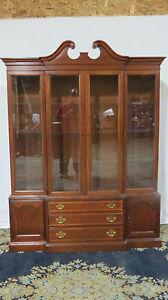 Mahogany Dining Room Cabinets