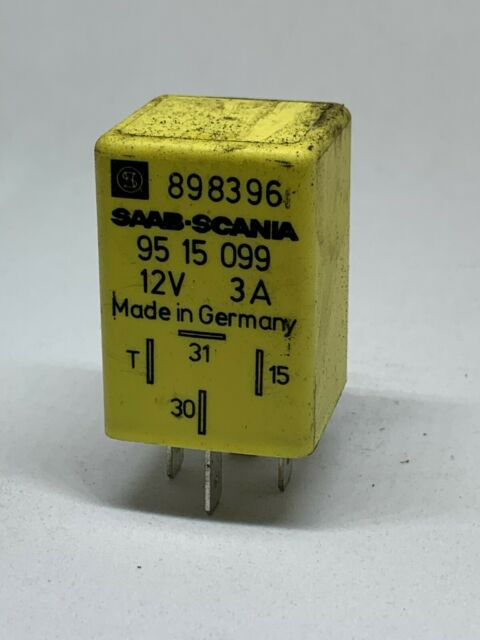 9515099 Interior Lighting Time Delay Relay Fits Saab 900