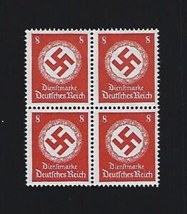 MNH Large WWII emblem  stamp BLOCK 1942 PF08 / MNH taken from an original sheet