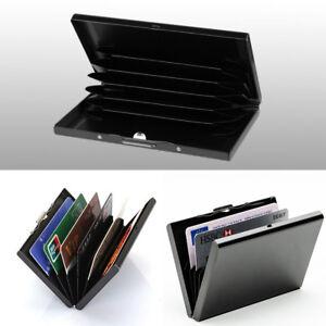 Credit-Card-ID-Holder-Slim-Money-Travel-Wallet-Stainless-Steel-Box-Case-for-Men
