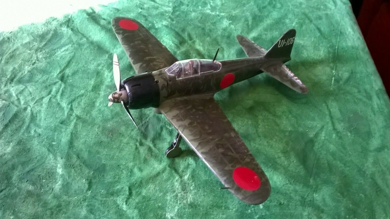 Completed 1 32 Scale A6M3 Zero Type 22 Plastic Model