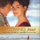 Becoming Jane Adrian Johnston 2007 CD Music by