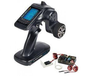 Bonne affaire: Carson C500083 Volant pivotant pour télémétrie Reflex Pro3 2.4ghz (vitesse / temp)