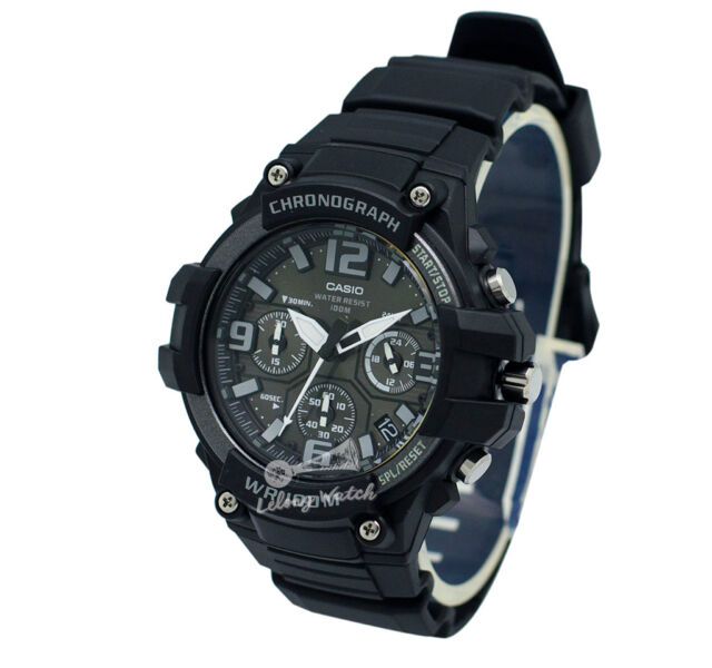 -Casio MCW100H-1A3 Analog Watch Brand New & 100% Authentic