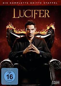 Lucifer Staffel 3 Deutsch Release