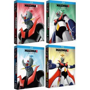 MAZINGA-Z-Vol-1-2-3-4-12-Blu-Ray