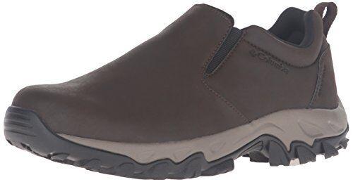 Columbia 1690781 Mens Newton Ridge Plus Moc Waterproof Uniform Dress scarpe