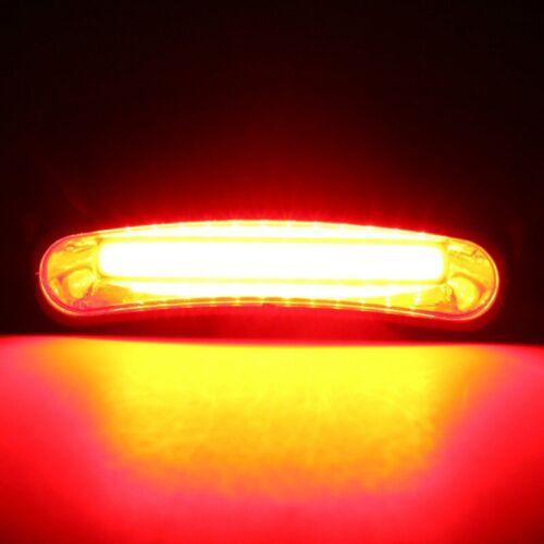 Clip-on COB LED Cap Hat Super Light Headlamp Headlight Light Hiking Camping