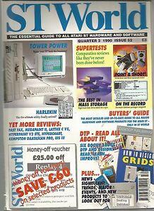 ST-WORLD-ISSUE-52-QUARTER-3-1990-ATARI-ST-MAGAZINE