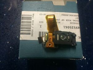 SONY-PARTS-X49525061-OPTICAL-PICK-UP-DAX-23E