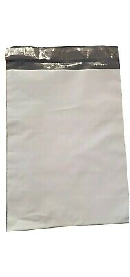 200 10X13 M4 WHITE POLY MAILERS SHIPPING ENVELOPES PLASTIC BAGS 200#M4