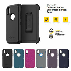 sale retailer b8395 af255 Details about OtterBox DEFENDER SERIES Case for iPhone Xs & iPhone X