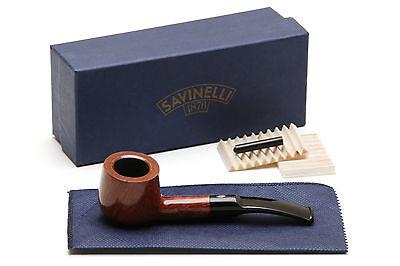 Savinelli Spring Liscia 122 Tobacco Pipe