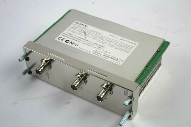 SONY 120D BKM-120D SDI 4:2:2 INPUT ADAPTOR Module