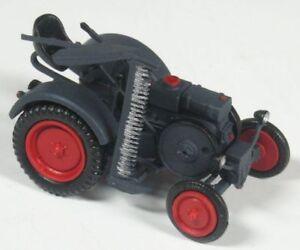 1-87-Traktor-Fendt-F18-Dieselross-m-Maehbalken-Saller-Modelle-87728-NEU-OVP