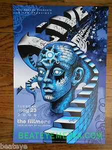 MICHAEL-SHAPIRO-CONCERT-POSTER-FILLMORE-STANLEY-MOUSE-KELLEY-WES-WILSON-GRIFFIN