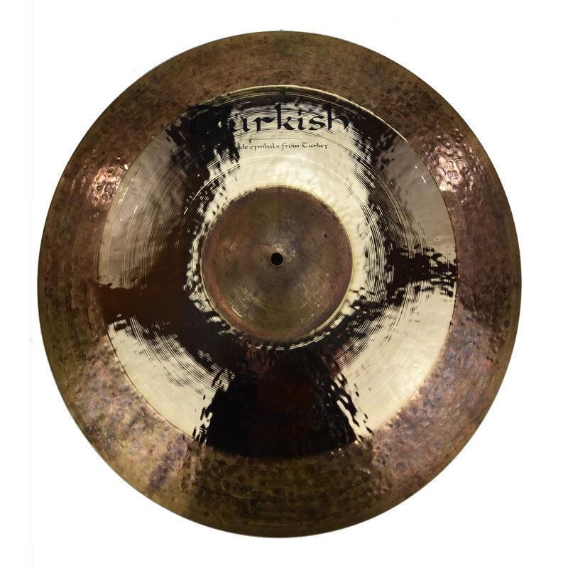 TURKISH CYMBALS Becken 20  Ride Studio bekken cymbale cymbal 2497g