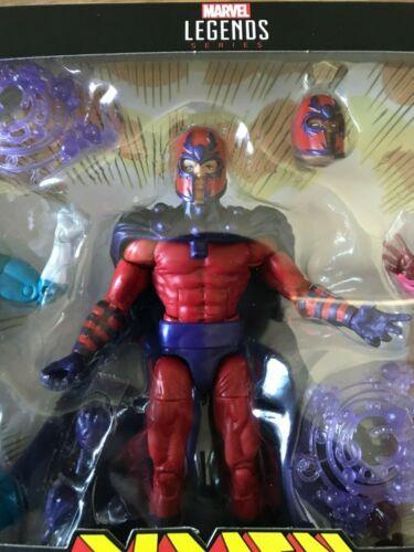 Marvel Legends Magneto Loose Family Matters Pack Brotherhood Mutants X-Men New