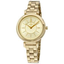 DKNY Ellington Gold-tone Ladies Watch NY2583