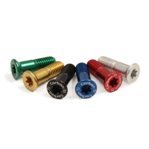 Rear deralleurs wheel fixing bolts. Carbon-ti X-Jockey XX