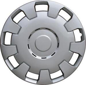 vw t4 15 car alloy wheel covers hub caps complete set of. Black Bedroom Furniture Sets. Home Design Ideas