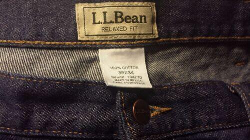 hommes d17 pour Jeans relax Bean 34 38 Ll coupe fXOqx8