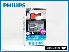 Philips LED 6000K X-treme Vision T16 921 12832x1 Xenon White 12V Backup Light
