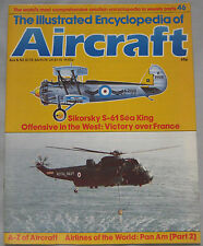 Encyclopedia of Aircraft Issue 46 Sikorsky S-61 Sea King cutaway drawing