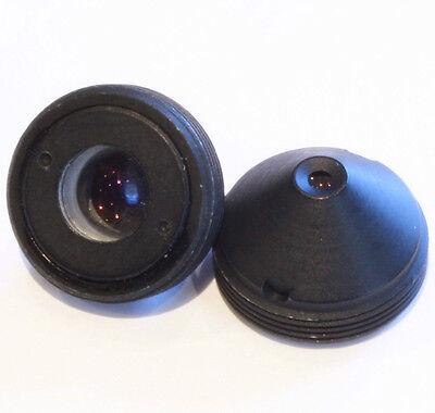 "Wide 2.8mm Sharp-pointed Pinhole Lens Board Camera CCTV 1/3"" F2.0 98 Degree"