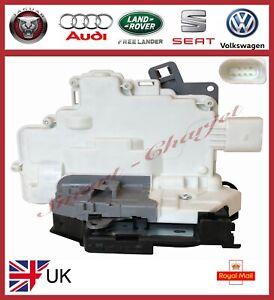 AUDI A4 B8 A5 Q3 Q5 Q7 TT VW TOUAREG REAR RIGHT DOOR LOCK MECHANISM ACTUATOR NEW