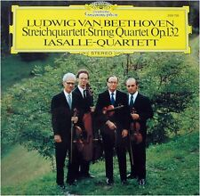 Beethoven, LaSalle-Quartett - String Quartet Op. 132 180g Vinyl LP (2530 728)