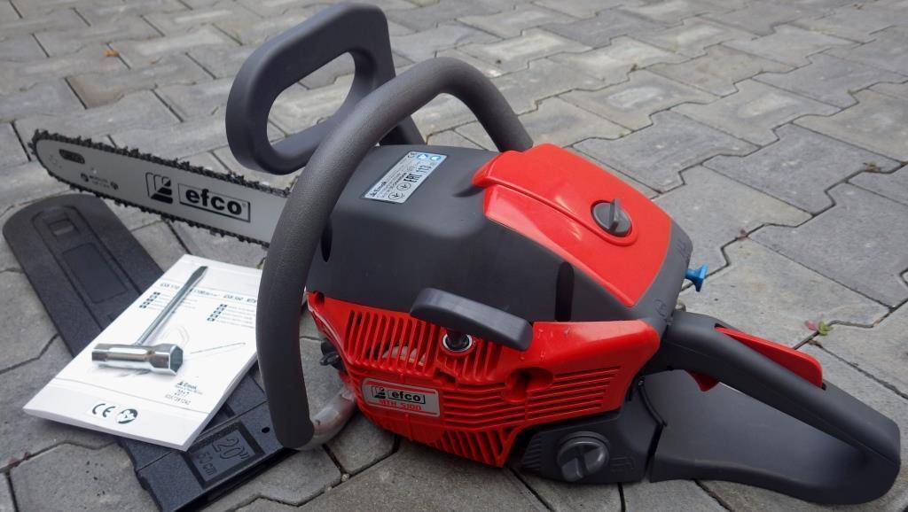 EMAK EFCO MTH 5100 Profi Motorsäge Kettensäge  3 0 PS  45 cm  NEU