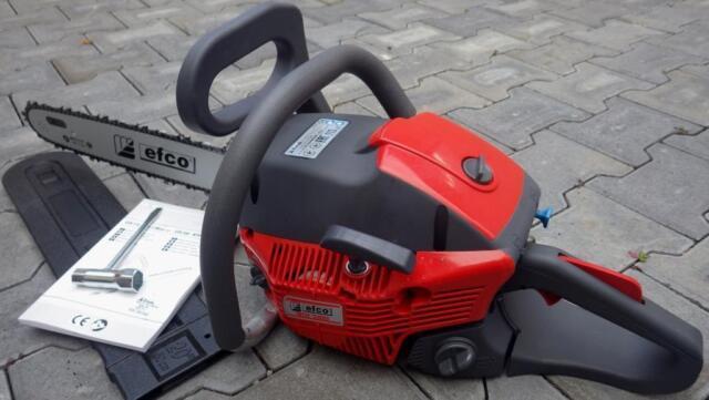 EMAK EFCO MTH 5100 Profi Motorsäge Kettensäge NEU * 3,0 PS 45 cm