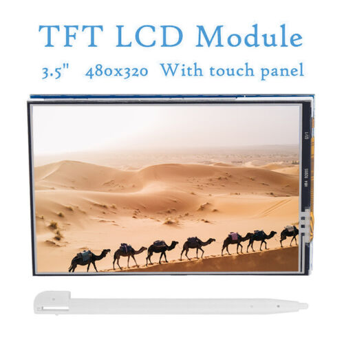 """3.5/"""" TFT LCD Display Module 480x320 for Arduino /& Mega 2560 Board Touch Panel"""