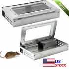 1 Victor Tin Cat Mouse LIVE Trap with window Multi Catch Mice MouseTrap USA MY