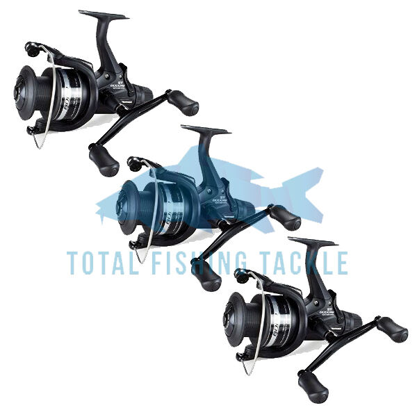 Shimano Baitrunner ST 10000 RB Fishing Reel x3 NEW - BTRST10000RB