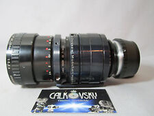 CHROSZIEL ANGENIEUX ZOOM 10-150MM LENS BMPCC 4/3-MOUNT for 16mm MOVIE CAMERA