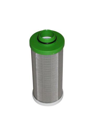 """Filterpatrone Edelstahl 89 µm für Rückspülfilter MEC 316   3//4/"""" 1/"""" und 1/""""1//4"""