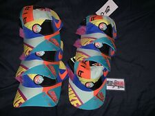 DS New Nike Sportswear AW84 Atmos NRG Cap Hat  CI1397-416 Adjustable Patchwork