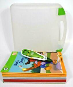 Leapfrog-Etiquette-Lecteur-Systeme-avec-Etui-amp-17-Educatif-Livres-Maison