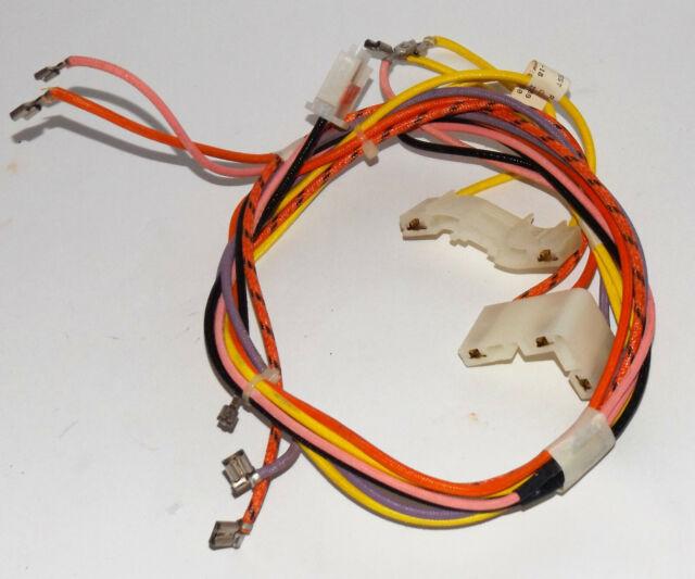 Whirlpool Range   Double Element Wire Harness  W10349708